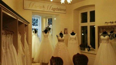 Toruń Papilio Salon ślubny MARIA I MAGDALENA